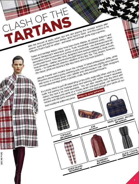 Clash of the Tartans MO Magazine